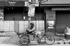 School of Science & Management - Nepal (RobMatthews) Tags: nepal kathmandu street