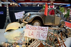 DSC_4501 (azu250) Tags: oldtimerbeurs reims 32 salon champnois belles champenoises 32eme 2019 voitures collection oldtimer car citroen 2cv