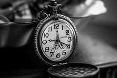 pocket Watch (sabrina-melzer) Tags: minimal bnwonly bnwrose bnwofourworld bnwzone einfarbig bnwmood taschenuhr pocketwatch alteuhr uhr paris monoton blackandwhitephotography bw moodytones clock bnwcapture bnwphoto bnweverything time bnwplanet lovesbnw noir blanc mono monochrome monochrom nocolor weis schwarz schwarzweis sw blackwhite blackandwhite bnw bnwworld