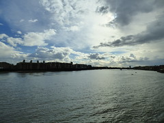 River Thames, moody clouds (snaprails) Tags: london riverthames