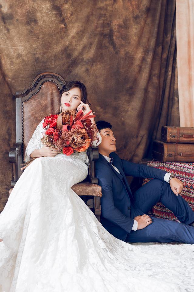 台南自助婚紗 屬於我們的隨性輕婚紗 018