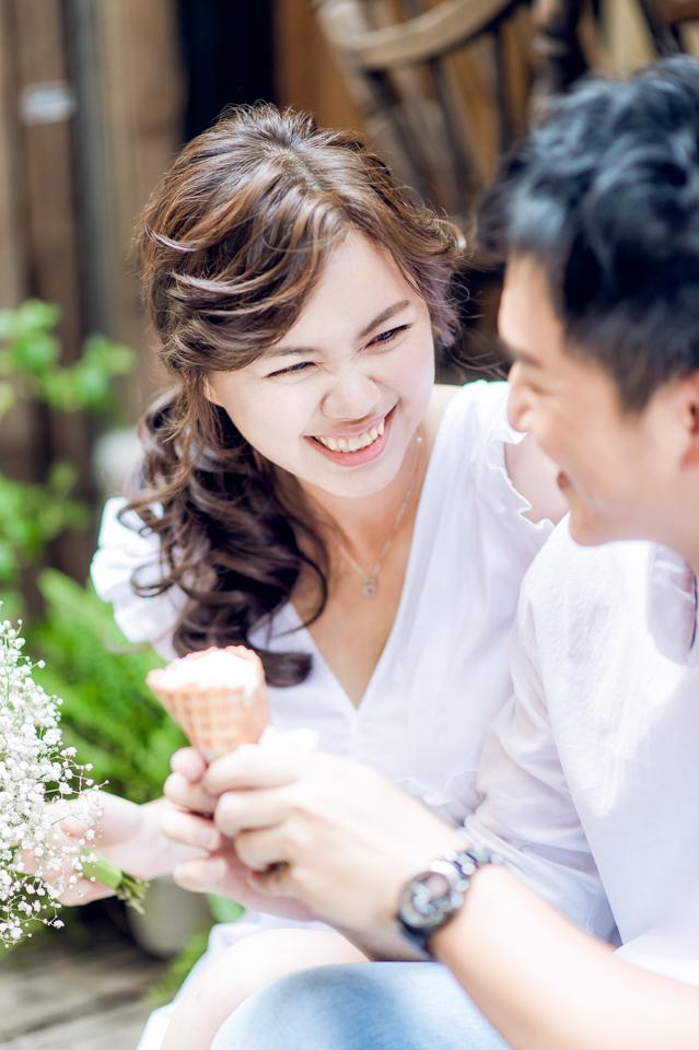 台南自助婚紗 屬於我們的隨性輕婚紗 009
