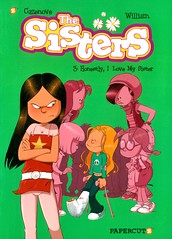 Honestly, I Love My Sister (Vernon Barford School Library) Tags: christophecazenove christophe cazenove williammaury william maury realisticfiction realistic fiction humor humour humorous sisters siblings family families familylife france french graphic novel novels graphicnovel graphicnovels cartoons comics fastpick fastpicks fast pick picks 9781629916460 vernon barford library libraries new recent book books read reading reads junior high middle school vernonbarford fictional hardcover hard cover hardcovers covers bookcover bookcovers paperoverboard pob