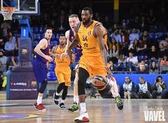 DSC_0223 (VAVEL España (www.vavel.com)) Tags: fcb barcelona barça basket baloncesto canasta palau blaugrana euroliga granca amarillo azulgrana canarias culé