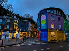 Tontine Street - Folkestone (BeerAndLoathing) Tags: pixelxl december googlepixel england winter uktrip winter2018 trip 2018 android cellphone pixel google folkestone unitedkingdom gb