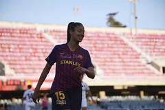 DSC_0525 (Noelia Déniz) Tags: fcb barcelona barça femenino femení futfem fútbol football soccer women futebol ligaiberdrola blaugrana azulgrana culé valencia che