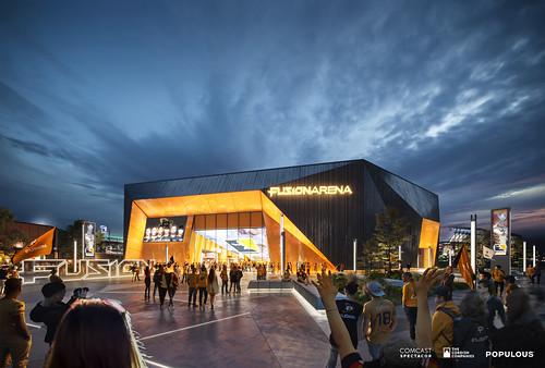 Fusion Arena - Entry
