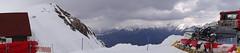 rosa-khutor_peak-pano_1 (ProSpeleo) Tags: rosa khutor alpine ski resort krasnodar krai russia aibga ridge western caucasus roza plateau krasnaya polyana роза хутор красная поляна пик горные лыжи ратрак панорама