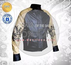 Now-45%off-on-Mens-Kung-Fury-Cobra-Bomber-Leather-Jacket (devilsondotcom) Tags: kung fury leather jacket stylish mens fashion cool celebrities