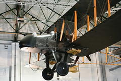 Royal Aircraft Factory FE2b (A6526) (Bri_J) Tags: firstworldwarintheairexhibition rafmuseum hendon london uk museum airmuseum aviationmuseum wwi nikon d7500 royalaircraftfactory fe2b bomber biplane rfc a6526