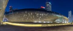 Dongdaemun Design Plaza (DDP) (Otgonjargal) Tags: dongdaemun seoul korea panaroma night city mall sonya7ii