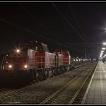 DB Cargo 6425 + 6417, Steenwijk thumbnail