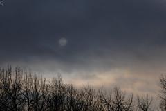 Overcast sunrise (Qmass314) Tags: clouds sunrise overcast boulder colorado