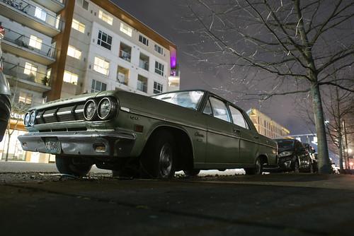 1966 Rambler Classic 550