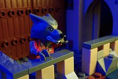 Beware the Moon (Gary Burke.) Tags: remuslupin wizard werewolf monster professorlupin curse hogwarts school greathall legoharrypotter character witch lego klingon65 garyburke sony a6300 mirrorless sonya6300 legofigures minifigures toy legominifigures toys toyphotography legophotography legobricks macro longexposure legowizardingworld movies magic movie books minifigs lycanthrope shapeshifter wolf lycanthropy animal beast wolfman