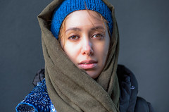 An Iranian girl in The Hague 2019 (zilverbat.) Tags: binnenhof portrait portret portretfotografie zilverbat iran stranger girl straatportret face fashion wall image innercity eyes canon sjawl peopleinthecity visit tourism peopleinthestreet project study arezoo woman winter cold natuurlijklicht naturallight soul