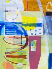 Abstract painting. 80x60 cm. Canvas, acrylic (Natasha Davydova) Tags: art artwork acrylic painting picture canvas object line hardedge abstract abstraction geometric hard edge colorfield color field