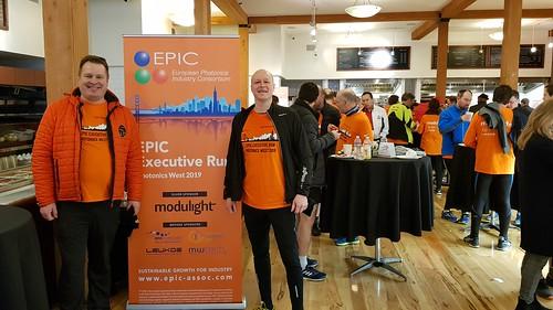 EPIC Executive Run at Photonics West 2019 (18)