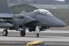 STRIKE EAGLE WITH ADDED BITE! (Gaz West) Tags: 48th fw 494th fs f15e strike eagle 012003 with added bite explore explored