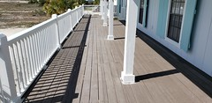 Deck, Before