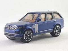 Matchbox - '18 Land Rover Range Rover Vouge SE (Colinsdiecastcars) Tags: matchbox superfast 50thanniversary landrover rangerover vouge se 164