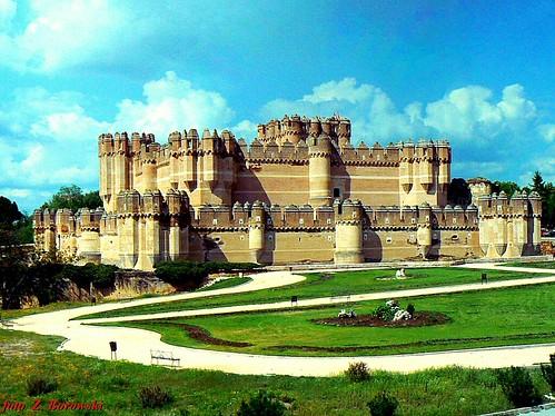 Coca - the Mudejar Fortress