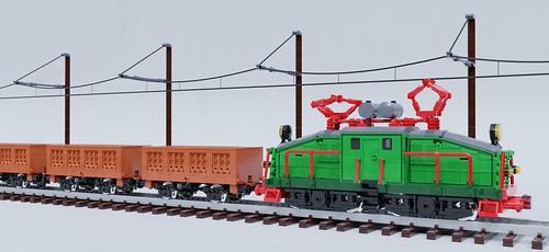 EG-9 Electric locomotive