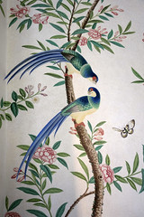 pitzhanger manor 21 (smallritual) Tags: pitzhangermanor ealing london johnsoane reopening 1800 neoclassical regency architecture georgedance wallpaper chinoiserie