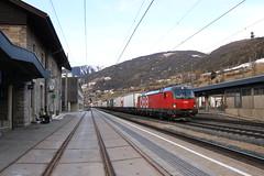 OBB 1293 023 met Rola door matrei (vos.nathan) Tags: obb österreichische bundesbahnen vectron matrei am brenner