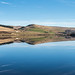 Woodhead Panorama (Maria-H) Tags: woodhead reservoir peakdistrict highpeak derbyshire uk reflection hills panorama olympus omdem1markii panasonic 1235