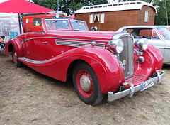 Maybach SW38 Roadster (Spohn) 1938 (Zappadong) Tags: maybach sw38 roadster spohn 1938 bockhorn 2018 zappadong oldtimer youngtimer auto automobile automobil car coche voiture classic classics oldie oldtimertreffen carshow