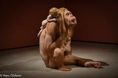 Patricia Piccinini (Hans Olofsson) Tags: arken art konst kunst patriciapiccinini sculpture skulptur figurer naked