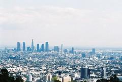 CNV00012 (rugby#9) Tags: skyline usa california losangeles la us america los angeles outdoor landscape hill sky cloud city