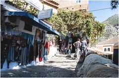 571- TISSOUK - XAUEN -MARRUECOS- (--MARCO POLO--) Tags: ciudades calles exotismo marruecos curiosidades souvenirs comercios