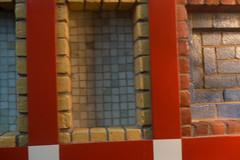 20181226-DSC01504 Amsterdam, Netherlands (R H Kamen) Tags: 19101919 amsterdam gelderland holland netherlands otterlo amsterdamschool architecture artdeco artnouveau brick ceiling expressionism indoor patterms rhkamen