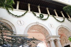 Wind direction and speed can be of great import on the Florida coast but these dials are no longer operable 0192 (Tangled Bank) Tags: in main house vizcaya museum gardens miami old classic heritage vintage art history historical mansion dade county florida antique