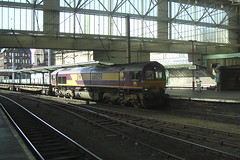 66059 (Rob390029) Tags: ews english welsh scottish class 66 66059 carlisle citadel railway station train