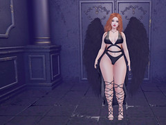 #1126 (AddisonLynnRose Resident) Tags: second life sl photography fashion truth hair genus maitreya bento insol subtlystace emarie blueberry beautiful dirty rich pose maniacs