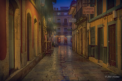 Paseando por Avilés (aberu1963) Tags: nikonistasphotography nocturna avilés nikon bfp blending asturias nikonistasasturias city nikonistasspain nikonistasespaña d810 nikonistas ciudad españa es