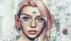 ~ VB ~ (˙·•ღ✿* Van - D'Art Side) Tags: art digital avatar secondlife portrait