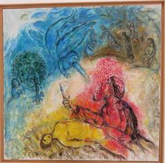 20171011 PACA Alpes-Maritimes Nice - Musée Chagall (8) (anhndee) Tags: paca alpesmaritimes nice musée museum museo musee painting painter peinture peintre