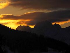 20190224-174016-00001B- (hugoholunder) Tags: sonne wolken berge bäume schnee tirol österreich alpbachtal