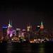 Midtown Night Across the Hudson