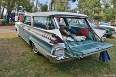 1959 Mercury Colony Park 4 door hardtop (pontfire) Tags: 1959 mercury colony park 4 door hardtop 59 country cruiser 383 maraudeur v8 mercomatic drive multidrive break station wagon fullsize carro carros bil αυτοκίνητο 車 автомобиль classique ancienne vieille collection de classic old antique vieux tacots cars vintage voitures voiture car auto autos automobile automobili coche coches wagen 2018 pontfire oldtimer sportive le mans lmc