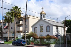 St. George Bulgarian Church, Los Angeles (eaglelam89) Tags: socal los angeles california travel la usa march 2019