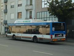 STCP 3096 (Elad283) Tags: porto oporto portugal bus boavista stcp nl313f man nl313 caetanobus cng caetano citygold 3096 7920sr