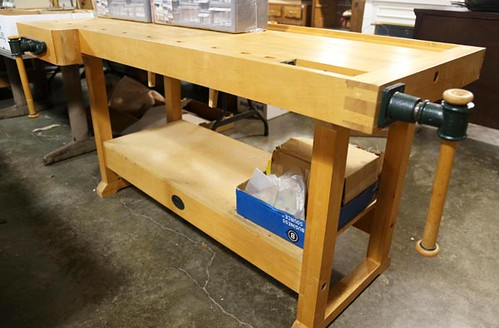 Nice Pine Work Table ($459.20)