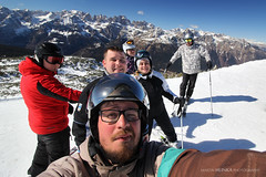 Ski Paganella - Panoramica (Martin Hlinka Photography) Tags: ski paganella italy trentino andalo winter sports landscape nature mountain 2019 snow dolomites alps canon eos 60d 1018mm f4556
