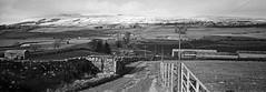 Wensleydale. (christopherhogg1) Tags: chrishoggsphotos abbotside wensleydale farm wall stone road fields hills snow winter landscape yorkshire yorkshiredales