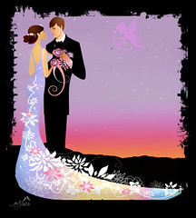 wedding-couple-3758322_1920 (SØS: Thank you for all faves + visits) Tags: color colorful couple digitalart digitalartwork art kunstnerisk manipulation solveigøsterøschrøder artistic love romantic wedding 100views 300views